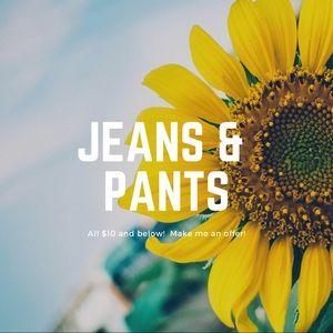 Pants - MAKE ME AN OFFER!